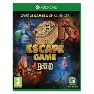 Escape Game - Fort Boyard XBOX ONE