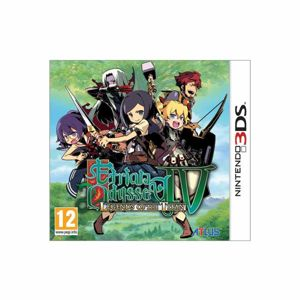 Etrian Odyssey 4: Legends of the Titan 3DS