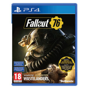 Fallout 76: Wastelanders PS4