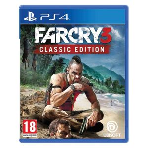 Far Cry 3 (Classic Edition) PS4