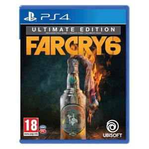 Far Cry 6 (Ultimate Edition) PS4
