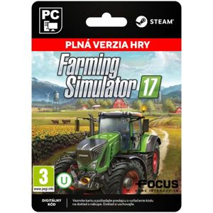 Farming Simulator 17 [Steam]