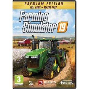 Farming Simulator 19 CZ (Premium Edition) PC