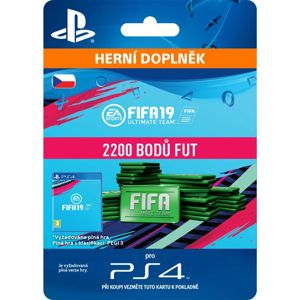 FIFA 19 Ultimate Team (CZ 2200 FIFA Points)