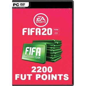 FIFA 20 (2200 FUT Points) PC Code-in-a-Box
