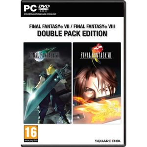 Final Fantasy 7 / Final Fantasy 8 (Double Pack Edition) PC
