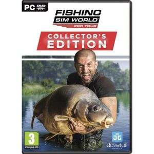 Fishing Sim World 2020: Pro Tour (Collector's Edition) PC