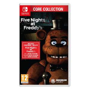 Five Nights at Freddy's: Core Collection NSW