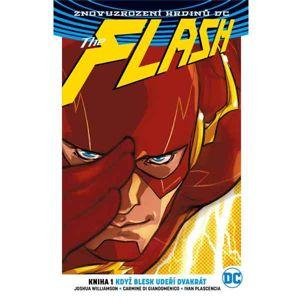 Flash 1: Když blesk udeří dvakrát (Znovuzrození hrdinů DC) komiks