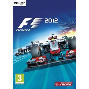 Formula 1 2012 PC  CD-key