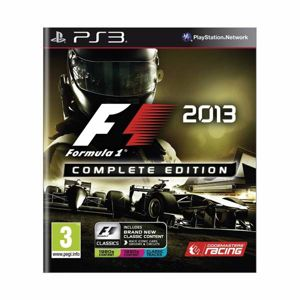 Formula 1 2013 (Complete Edition) PS3