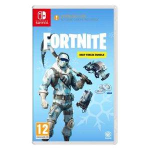 Fortnite (Deep Freeze Bundle) NSW