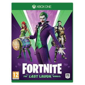 Fortnite (The Last Laugh Bundle) XBOX ONE