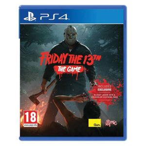 Friday the 13th: The Game PS4