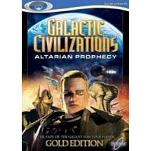Galactic Civilizations: Altarian Prophecy PC