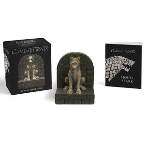 Game of Thrones: Stark Direwolf (Miniature Editions)  RP457038
