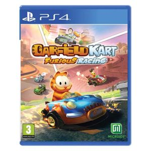 Garfield Kart (Furious Racing) PS4
