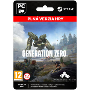 Generation Zero [Steam]