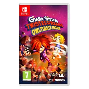 Giana Sisters: Twisted Dream (Owltimate Edition) NSW