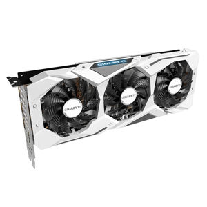 Gigabyte GeForce RTX 2060 SUPER GAMING OC 3X WHITE 8G GV-N206SGAMINGOC WHITE-8GD