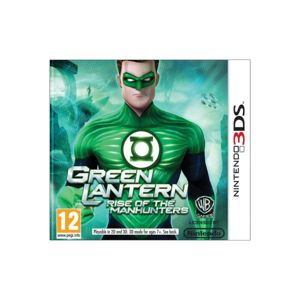 Green Lantern: Rise of the Manhunters 3DS