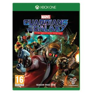 Guardians of the Galaxy: The Telltale Series XBOX ONE
