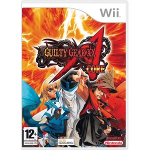 Guilty Gear XX: Accent Core Wii