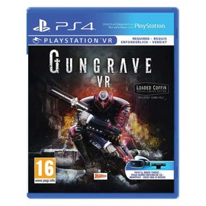 Gungrave VR (Loaded Coffin Special Limited Edition) PS4