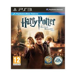 Harry Potter and the Deathly Hallows: Part 2 PS3
