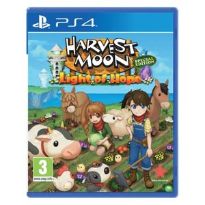 Harvest Moon: Light of Hope (Special Edition) PS4