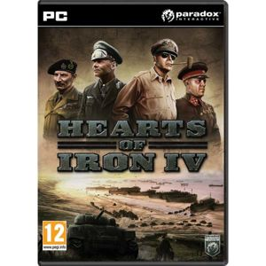 Hearts of Iron 4 PC  CD-key