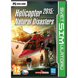 Helicopter 2015: Natural Disasters CZ PC