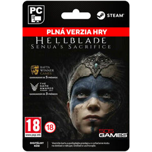 Hellblade: Senua's Sacrifice [Steam]
