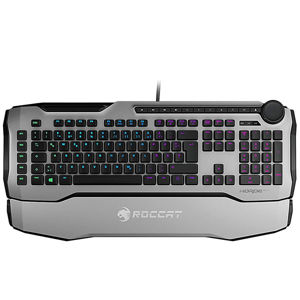 Herná klávesnica Roccat Horde AIMO Gaming Keyboard, White ROC-12-351-WE