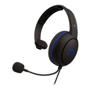 Herné slúchadlá Kingston HyperX Cloud Chat Headset pre PS4 HX-HSCCHS-BK/EM