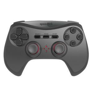 Herný ovládač Speedlink Strike NX Gamepad Wireless pre PS3, čierny SL-440401-BK-01