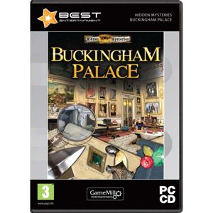 Hidden Mysteries: Buckingham Palace PC