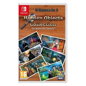 Hidden Objects Collection NSW