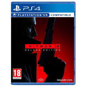 Hitman 3 (Deluxe edition) PS4