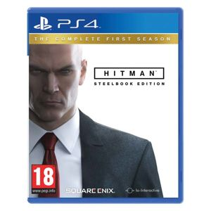 Hitman: The Complete First Season (Steelbook Edition) PS4