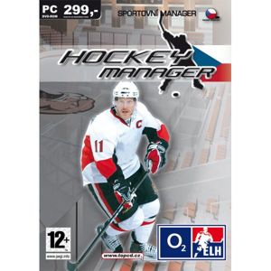 Hockey Manager CZ PC