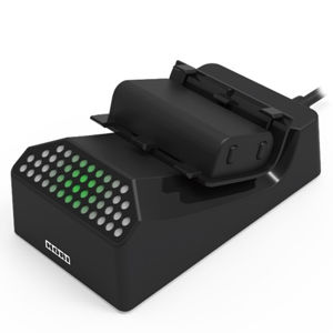 HORI Solo Charge Station for Xbox Series X, Xbox One, black