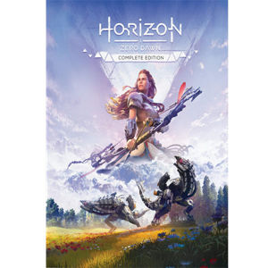 Horizon Zero Dawn (Complete Edition) Official Game Guide  komiks