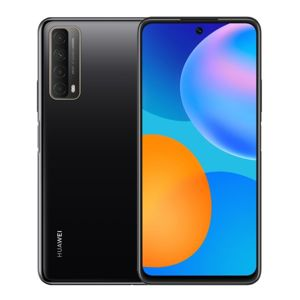 Huawei P smart 2021, black