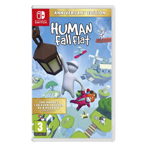 Human: Fall Flat (Anniversary Edition) NSW