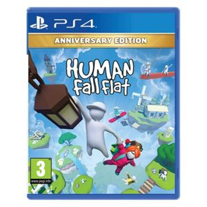 Human: Fall Flat (Anniversary Edition) PS4