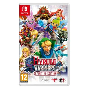 Hyrule Warriors (Definitive Edition) NSW