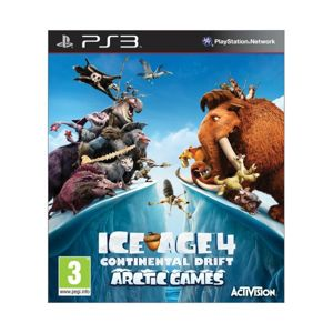 Ice Age 4 Continental Drift: Arctic Games PS3
