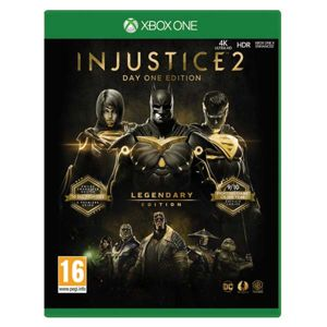Injustice 2 (Legendary Edition) XBOX ONE
