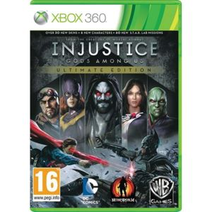 Injustice: Gods Among Us (Ultimate Edition) XBOX 360